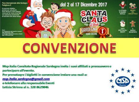 Santa Claus Village 2017 –  il Tuo Magico Natale