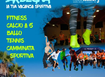 ALL FITNESS & SPORT SARDEGNA – 6a ediz.