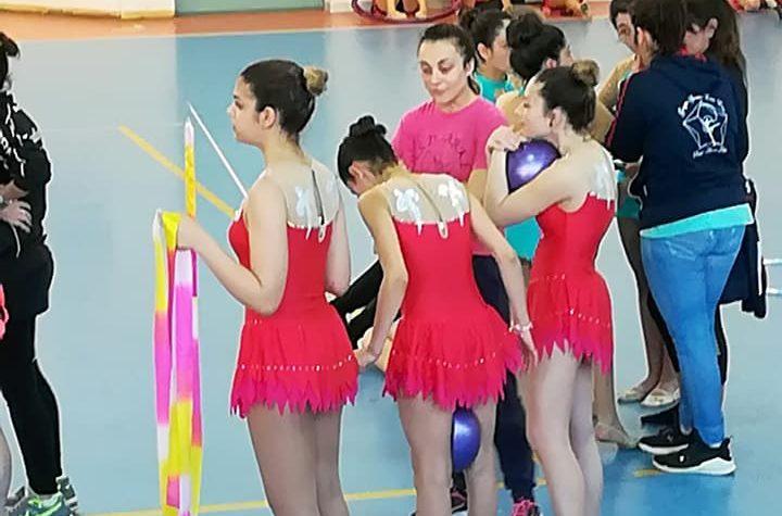 Finali Regionali Ginnastica Ritmica 2018