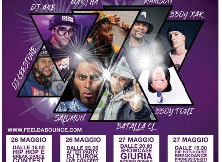 Feel da Bounce  –  La Cultura Hip Hop riapproda sull'Isola