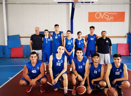 Coppa Disciplina Basket 2017/2018