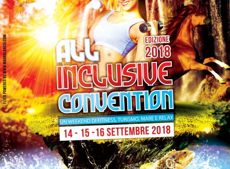 All inclusive Convention – 14/15/16 settembre 2018