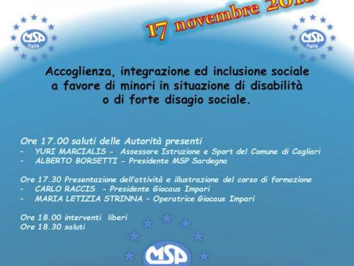 Sperimentazione di modelli di integrazione e inclusione sociale