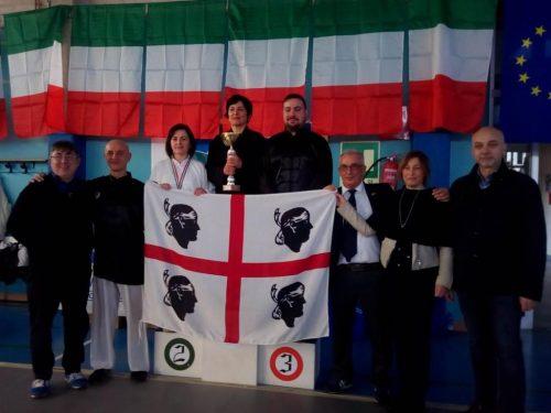24° Trofeo Nazionale Città di Ferno  (KUNG FU – TAIJIQUAN – WUSHU – SANDA)