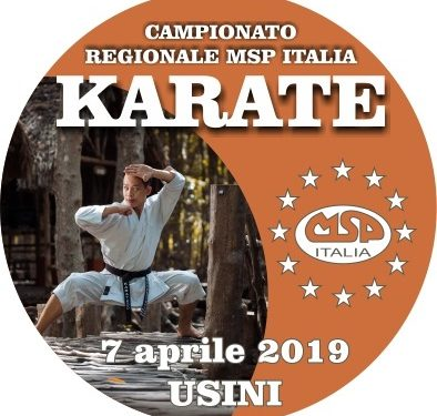 CAMPIONATO REGIONALE MSP ITALA