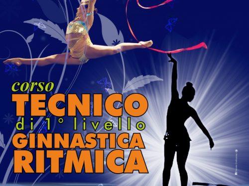"""CORSO MSP ITALIA DI """"TECNICO 1°LIVELLO GINNASTICA RITMICA"""""""