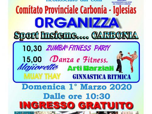 Sport Insieme … Carbonia!